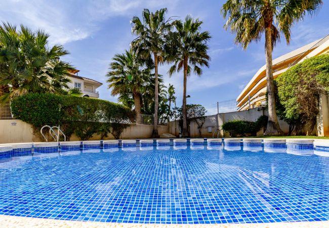 in Moraira - Calamora 2 bedroom apartment - 6 ppl