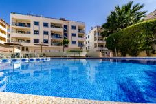 Apartment in Moraira - Calamora 2bedroom Double/Bunk beds -...